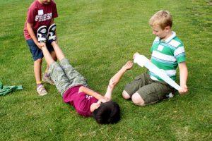 Skill Clubs, First Aid