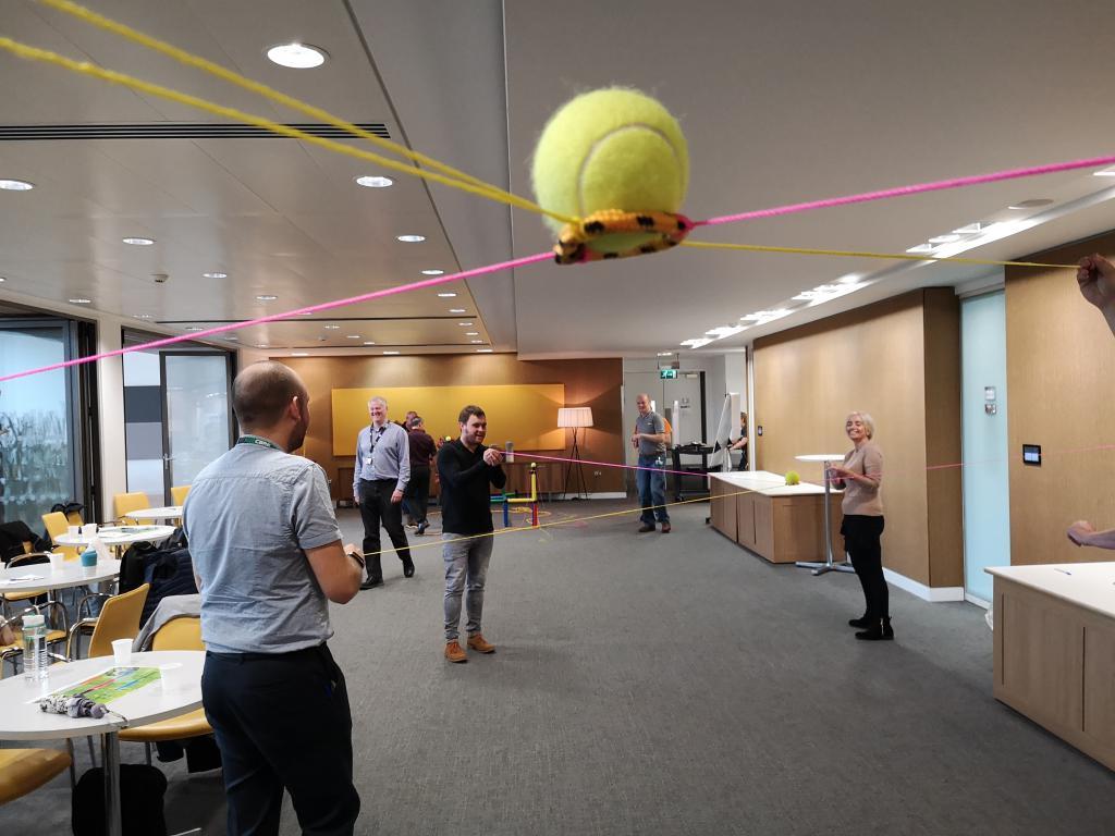 CBRE Team Development – Communication & Teamwork