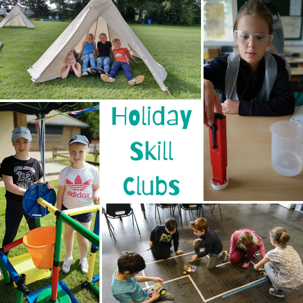 After School Skill Clubs