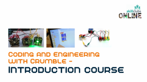 Coding and Engineering with Crumble - Introduction Course