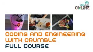 Coding and Engineering with Crumble Full Course + Bonus Course