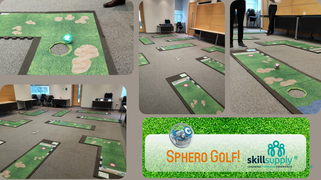 Sphero Golf