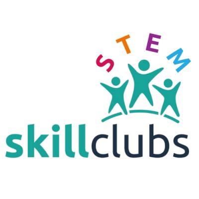 skill clubs stem logo