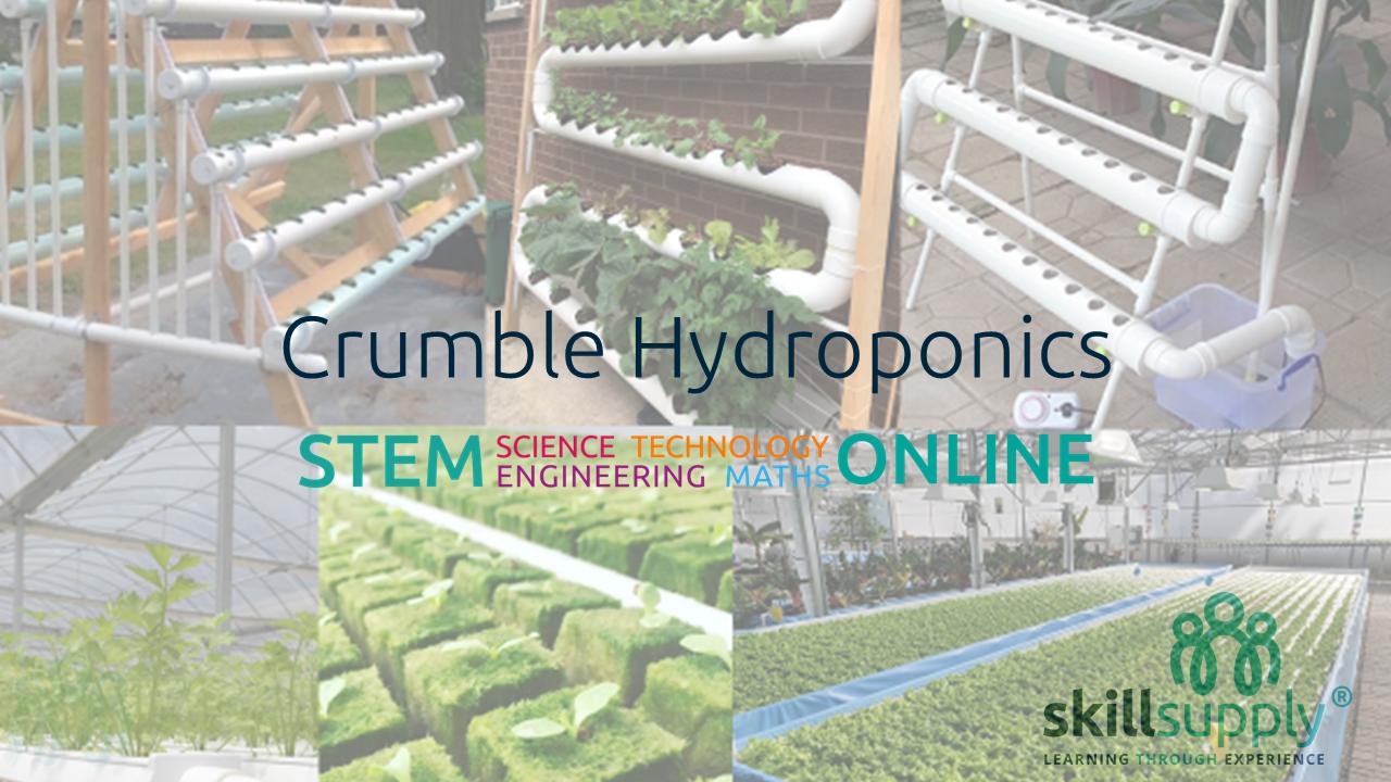 Crumble Hydroponics Online