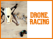 Drone Flying and Racing