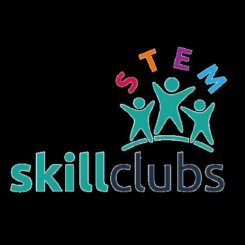 skill clubs logo stem trans